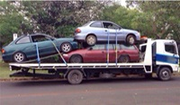 car wrecking with free car removal service