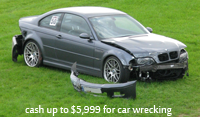 Cash for car wrecking in Melbourne