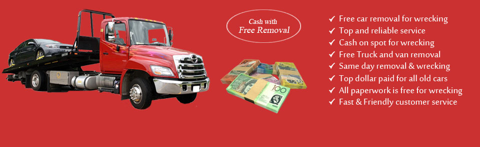 Free Car Removal Melbourne & Car Wreckers Melbourne