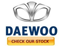 auto parts Daewoo wreckers