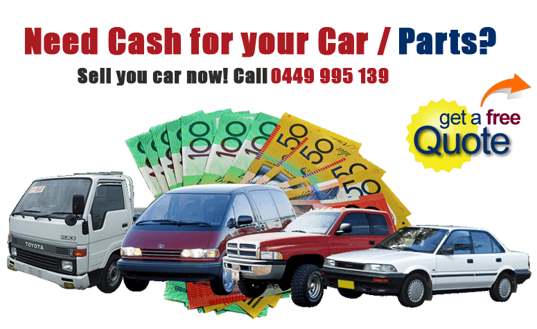 Car Wreckers Melbourne Cash For Cars Free Removal Sell My Car