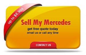cash my Mercedes