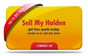 sell my Holden