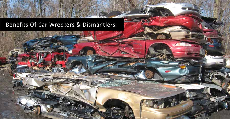 Benefits Of Car Wreckers