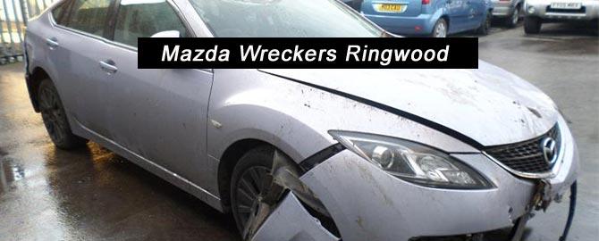 Mazda Wreckers Ringwood