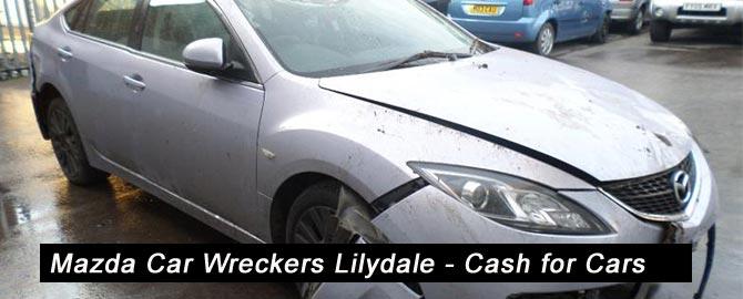 Mazda wreckers Lilydale