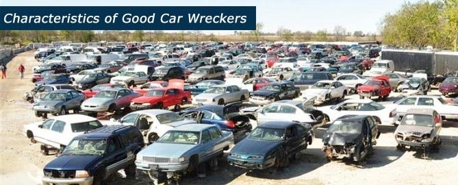 Good Car Wreckers