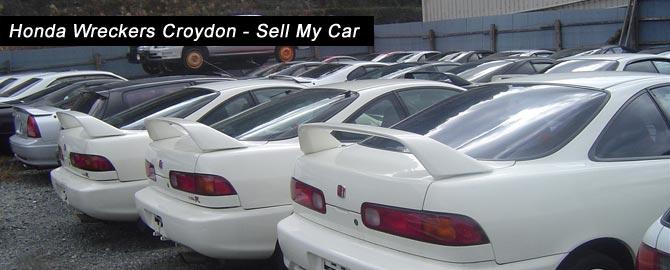 Honda Wreckers Croydon