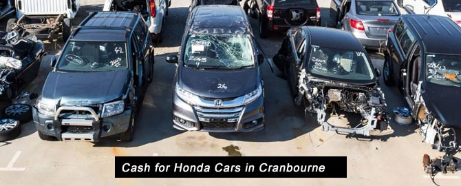 Honda Wreckers Cranbourne