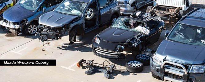 Mazda Wreckers Coburg