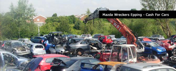 Mazda wreckers Epping