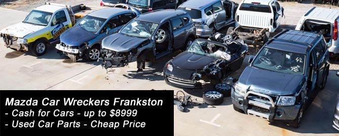 Mazda wreckers Frankston