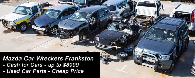 Mazda wreckers Frankston
