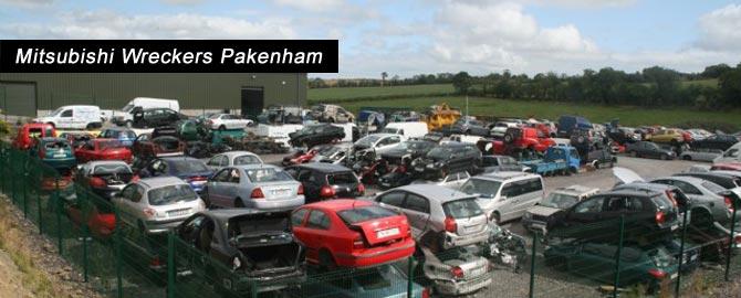 Mitsubishi Wreckers Pakenham