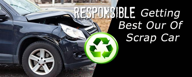 getting best quote for scrap car