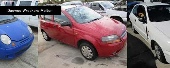 Daewoo wreckers Melton
