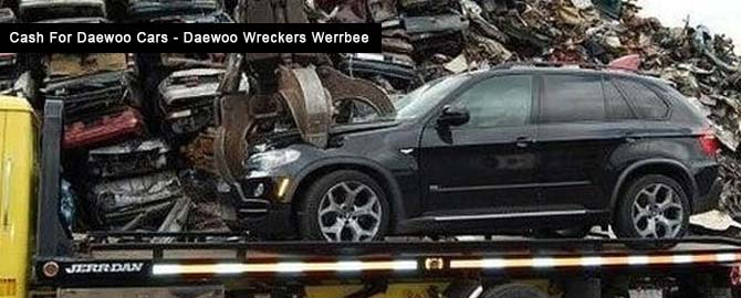 Daewoo-wreckers-Werribee