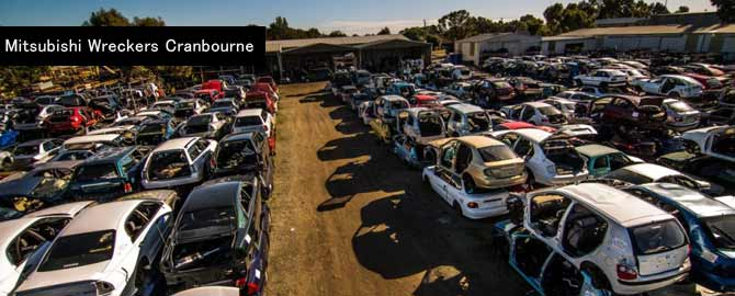 Mitsubishi wreckers Cranbourne