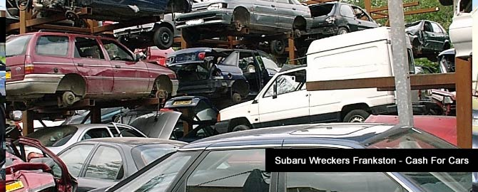 Subaru wreckers Frankston