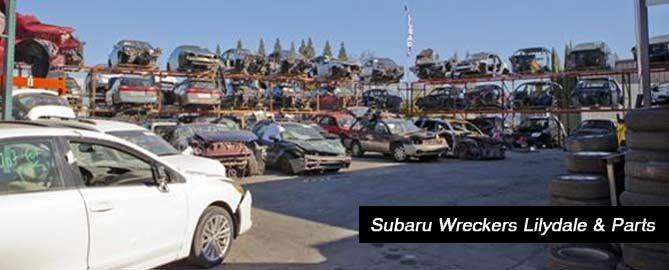 Subaru wreckers Werribee